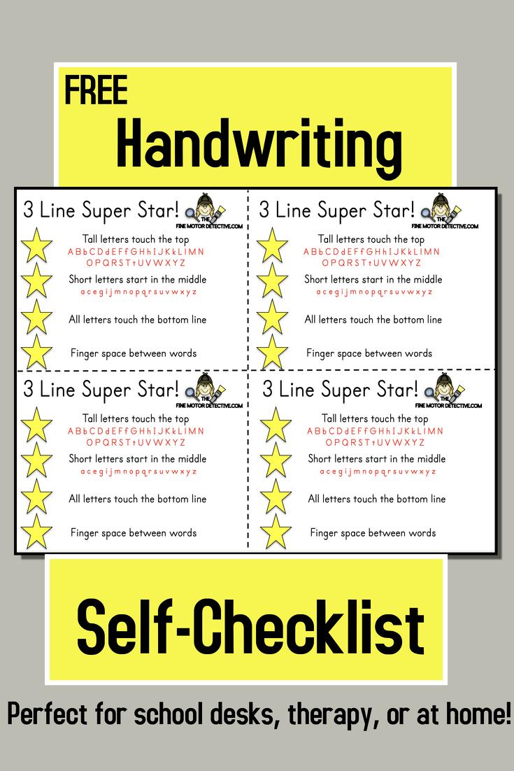 How to Improve Handwriting