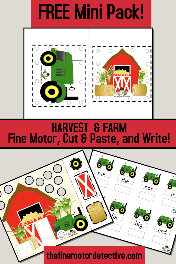 Farm Free Mini Pack