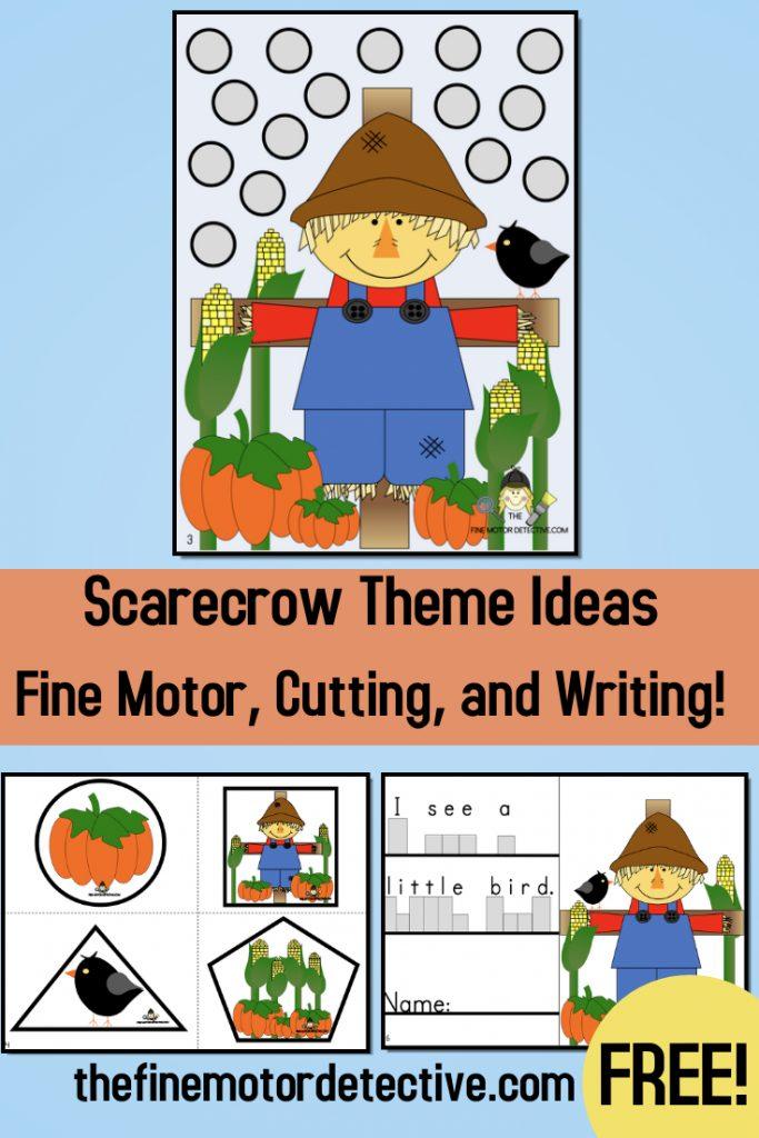 Scarecrow theme ideas