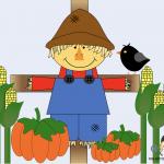 Scarecrow Gross Motor Activities