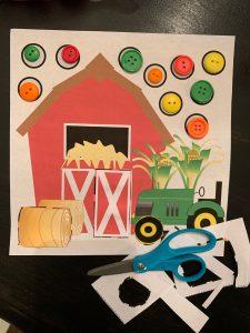 Farm Cutting Activities