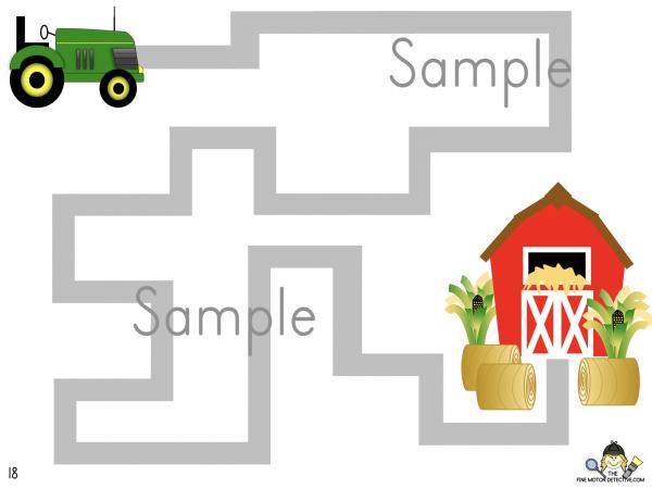 Maze Activities