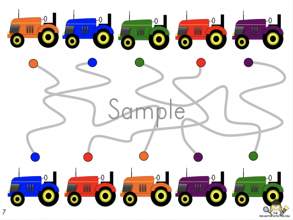 Farm Perceptual Activity