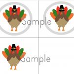 Thanksgiving Prewriting Printables