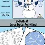 Winter Gross Motor Activities
