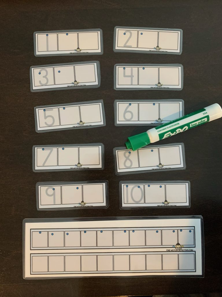 Writing Numbers