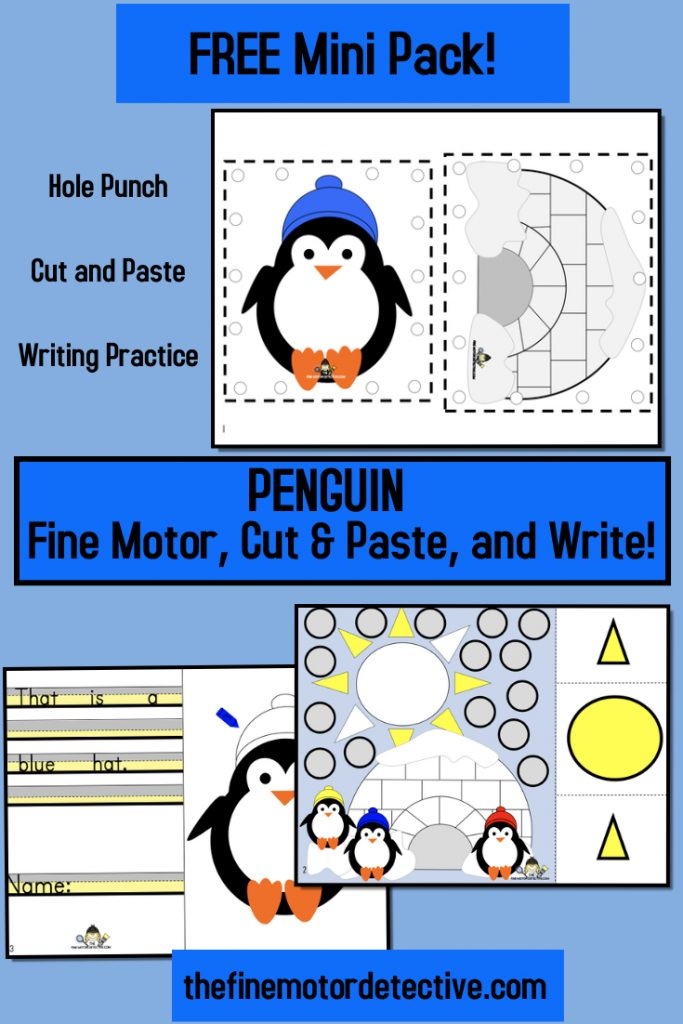 FREE Penguin Printables