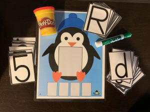 Penguin Writing Printables