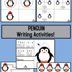 Penguin Writing Activities