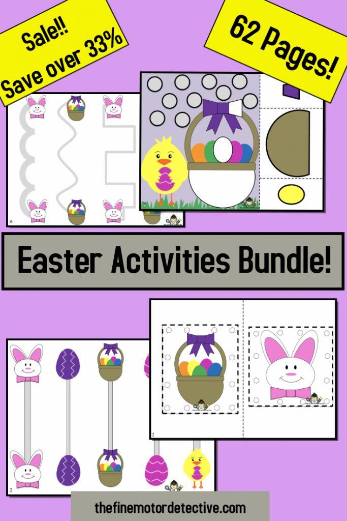 Easter Bundle Activities