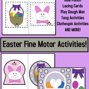 Easter Fine Motor Activities