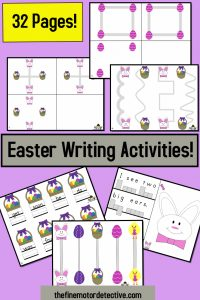 Easter Writing Activities