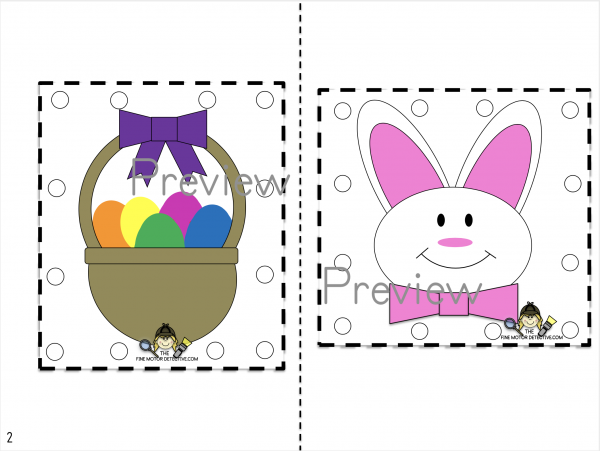 Easter Hole Punch Activities