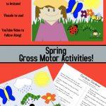 Spring Gross Motor Activities